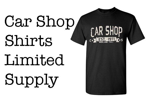 Car Shop Shirt