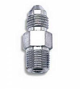 RUSSELL #642441 Endura Brake Fitting - -3an 1/8 NPT Male
