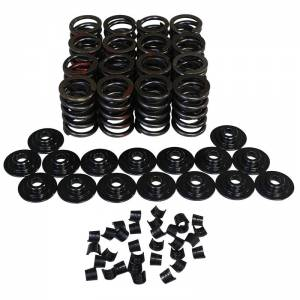 HOWARDS RACING COMPONENTS #98412-K11 1.445 Valve Spring Kit Single w/Damper
