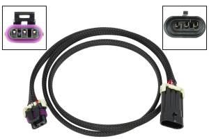 ICT BILLET #WECAM30-48 Wire Extension 48in LS C MP Camshaft Position Sensor