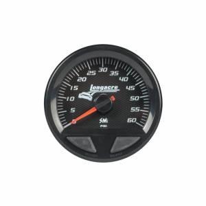 LONGACRE #52-46748 Waterproof SMI Water Pressure Gauge 0-60psi