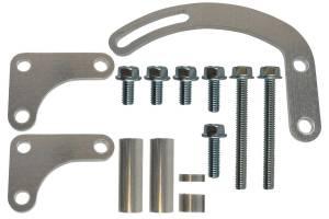 ICT BILLET #551522 SBC Power Steering Pump Bracket Kit