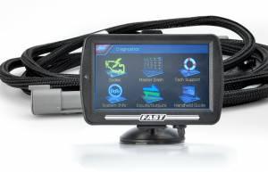 FAST ELECTRONICS #170633-06KIT EZ-EFI Fuel Touchscreen Hand-Held