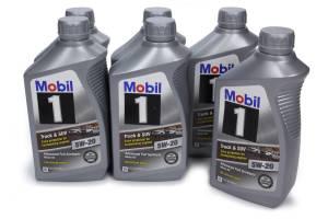 MOBIL 1 #124574 Mobil 1 Truck & SUV Oil 5w20 1 Case 6x1 Quart