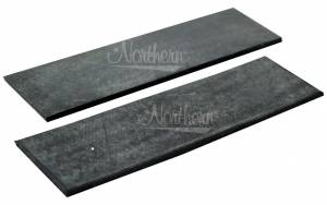 NORTHERN RADIATOR #Z21230 Rubber Mount Pad 1-3/4 in x 6in
