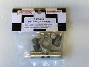 FASTRONIX SOLUTIONS #405-911 MILITARY BATTERY CONNECTOR