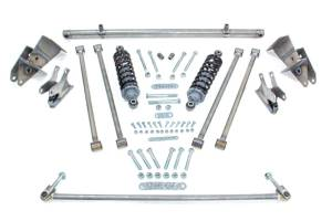 TOTAL COST INVOLVED ENG #532-5102-00 47-54 Chevy P/U Rear 4-Link Kit