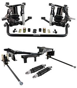 RIDETECH #11370297 Air Suspension System 88-98 GM P/U C1500