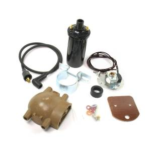 PERTRONIX IGNITION #1247XTP6 IGNITOR FORD 4 CYLINDER TRACTOR CONVERSION KIT