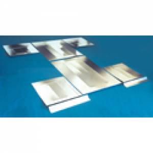 CHASSIS ENGINEERING #C/E8041 4-Link Aluminum Rear Floor Kit C/E8041