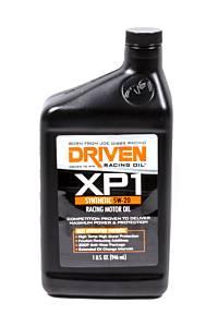DRIVEN RACING OIL #6 XP1 5w20 Synthetic Oil 1 Qt Bottle