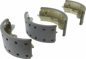 CENTRIC BRAKE PARTS #112.0684 Heavy Duty Brake Shoes