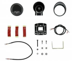 PROSPORT GAUGES #216EVOVO-PK-R Gauge EVO Voltmeter Premium