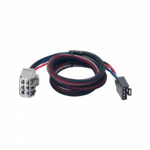 REESE #3026 Brake Control Wiring Ada pter - 2 plugs GM