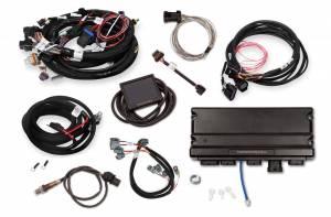 HOLLEY #550-932 Terminator X Max MPFI Kit w/LS1/LS6 DBW
