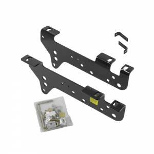 REESE #50082 Fifth Wheel Custom Quick Install Brackets