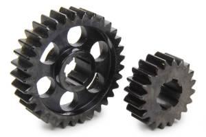 SCS GEARS #616 Quick Change Gear Set 6 Spline
