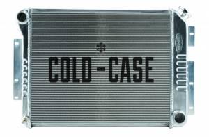 COLD CASE RADIATORS #CHC549 67-69 Camaro SB Radiator MT