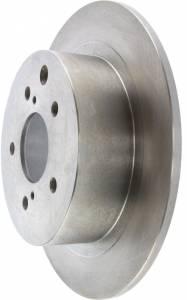 CENTRIC BRAKE PARTS #121.42049 C-TEK Standard Brake Rotor