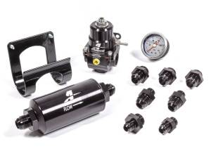 AEROMOTIVE #17256 Stealth Bypass Carb Fuel System Kit