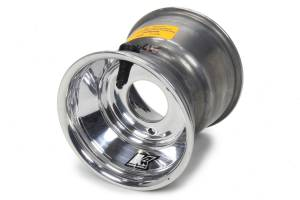 KEIZER ALUMINUM WHEELS INC #M5553 QM Wheel 5x5.5 3BS .125 Polished Left