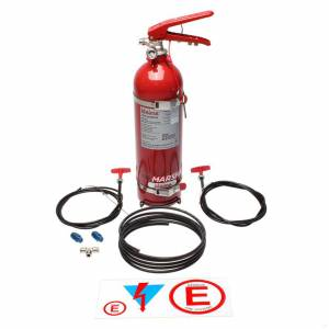 Fire Suppression Club System Zero 2000 2.25 KG