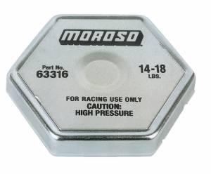 MOROSO #63316 Radiator Cap 16lb