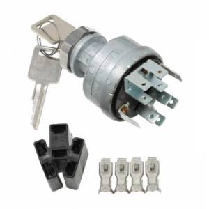 AMERICAN AUTOWIRE #510805 HD Blade Type Ignition Switch w/Terminals
