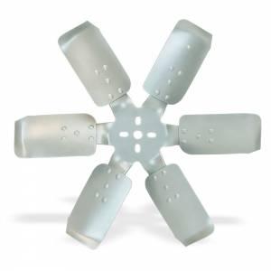 FLEX-A-LITE #101588 Belt Driven Race Fan19in Alum Blade - Silver