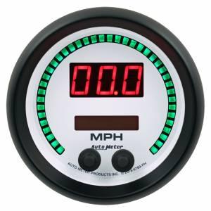 AUTO METER #6789-PH 3-3/8 Speedometer 260mph Elite Digital PH Series