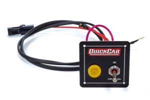 QUICKCAR RACING PRODUCTS #50-035 3-Wheel Brake Panel w/ Light