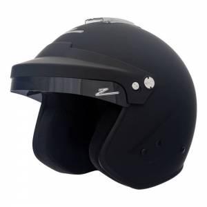 ZAMP #H77403FL Helmet RZ-18H Large Flat Black SA2020