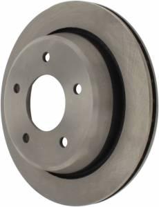 CENTRIC BRAKE PARTS #121.62053 C-TEK Standard Brake Rotor