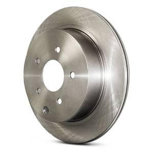 CENTRIC BRAKE PARTS #121.44133 Standard Brake Rotor