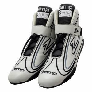 ZAMP #RS003C1513 Shoe ZR-50 Gray Size 13 SFI 3.3/5