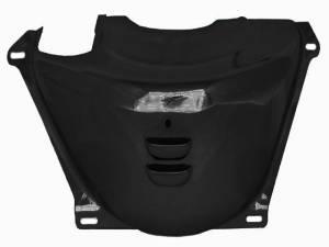 RACING POWER CO-PACKAGED #R9588BK Dust Cover Flywheel GM 350-400 Black