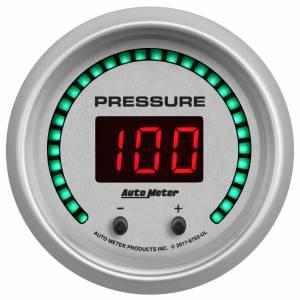 AUTO METER #6752-UL 2-1/16 Pressure Guage Elite Digital UL Series