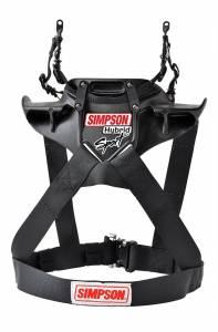 SIMPSON SAFETY #HS.LRG.11.M61 Hybrid Sport Large w/ Sliding Tether Dual End