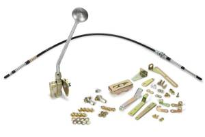 LOKAR #CO700BM 16in 700R4 Cable Operated Trans Shifter