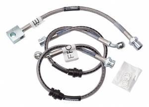 RUSSELL #692050 S/S Brake Line Kit 84-92 GM F-Body