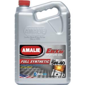 AMALIE #AMA65797-36 Elixir Full Synthetic De xos2 5w40 Oil 1 Gallon