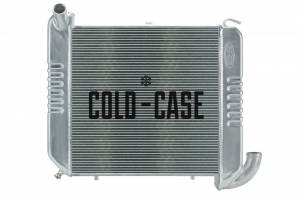 COLD CASE RADIATORS #CHV712A 63-68 Corvette SB Radiat or