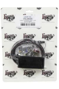 LOKAR #VS-24005 Vintage Series 400 Kickdown Cable Black Wrap