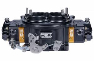 FST PERFORMANCE CARBURETOR #46050XSP Carburetor 1050 CFM Billet Excess Pro CNC
