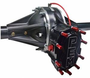 PEM #QCKSTGN5-486MAX-60CP Quick Change Assembly Max 4.86 5x5 Hubs Axles