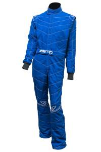 ZAMP #R040004M Suit ZR-50 Blue Medium Multi Layer SFI 3.2A/5