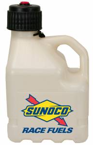 SUNOCO RACE JUGS #R3100CL Clear Sunoco 3 Gallon Utility Jug