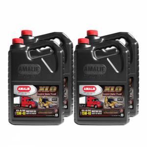 AMALIE #160-71707-36 XLO Heavy Duty Fleet Oil 15w40 Case 4 x 1 Gallon