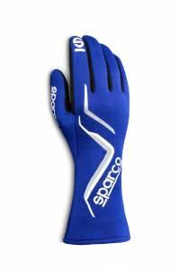 SPARCO #00135710EB Glove Land Medium Blue