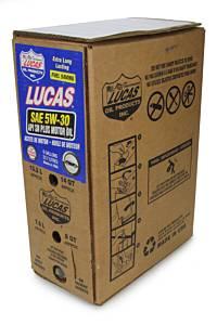 LUCAS OIL #18010 SAE 5W30 Motor Oil 6 Gallon Bag In Box